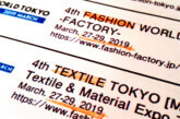 Visiting Japan textile/fashion exhibition [27th – 29th March]