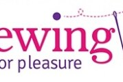 Sewing for pleasure [14th – 17th March]