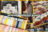 Dongdaemun fabric market